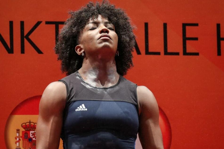 Gaelle Nayo Ketchanke (30) verletzte sich schwer und muss ihre Hoffnungen auf eine Olympia-Teilnahme womöglich begraben.