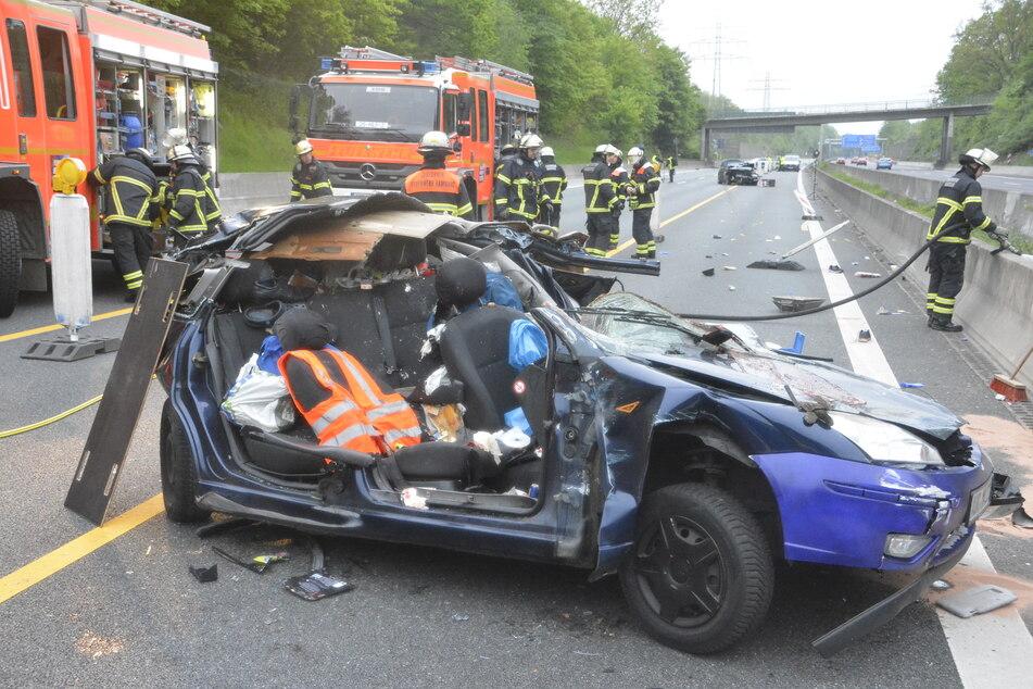 Ein Toter und drei Verletzte bei Horror-Crash auf A1: 30-Jähriger räumt Tat ein