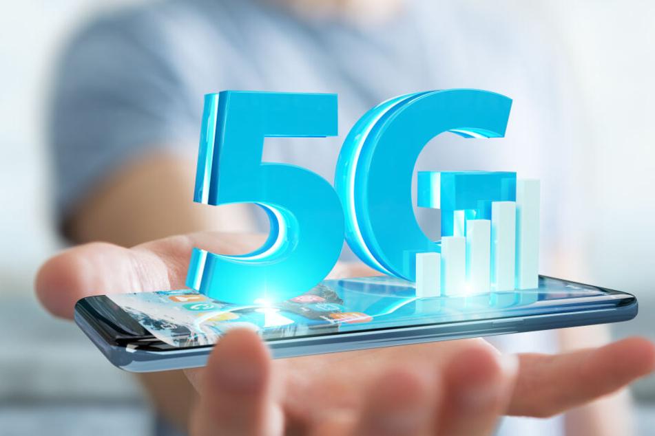 Der neue Mobilfunkstandard 5G startete in Neukirchen.