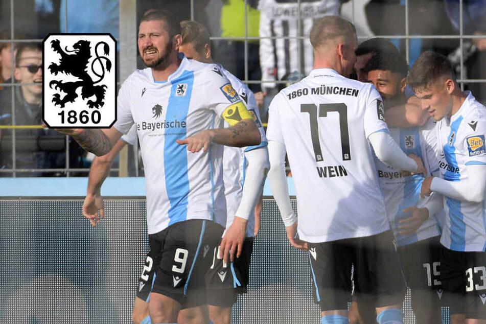 Nur Remis, trotz hartem Kampf: TSV 1860 München unentschieden gegen Waldhof Mannheim