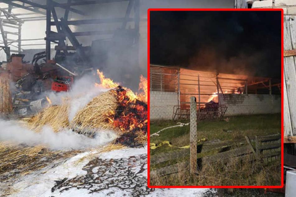 Feuerwehrmann soll im eigenen Dorf für mehrere Großfeuer gesorgt haben