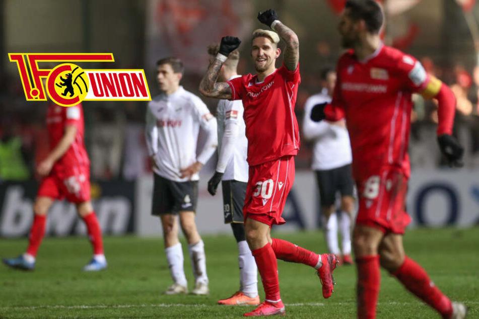 Andrich erlöst Union! Eiserne quälen sich ins DFB-Pokal-Viertelfinale