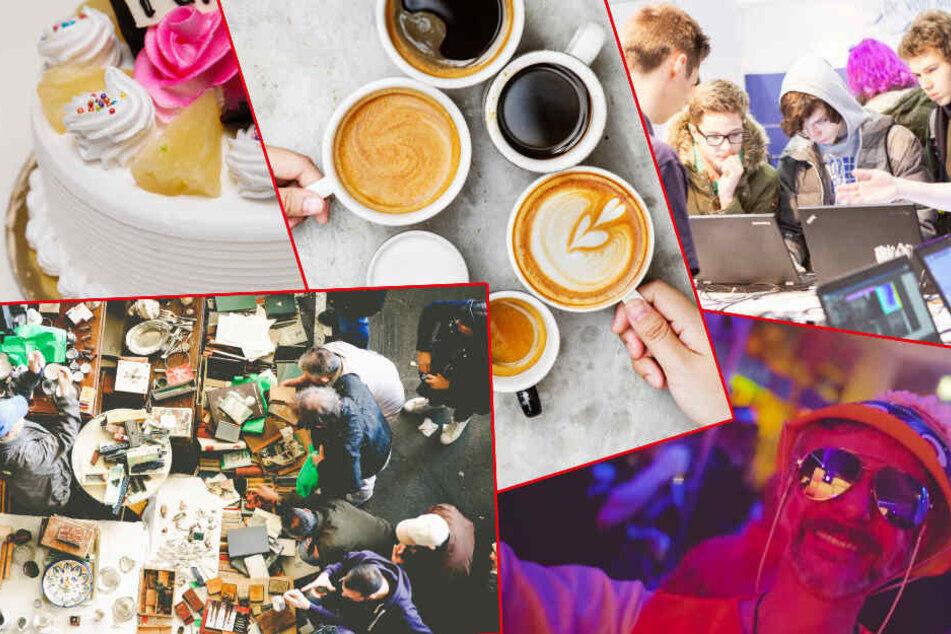 Flohmärkte, LiLaBe, Kaffeefestival und Co: Das geht am Samstag in Hamburg