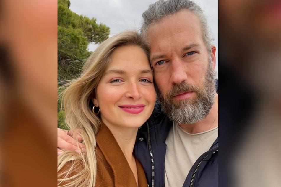 Charlotte (28) und Felix (42) sind seit sechs Jahren ein Paar.