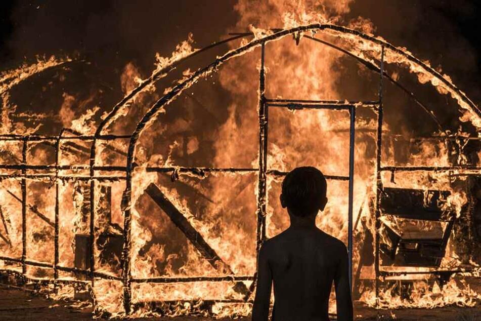 """Höchstwertungen in Cannes: Gefeierter Psycho-Thriller """"Burning"""" kommt in die deutschen Kinos"""