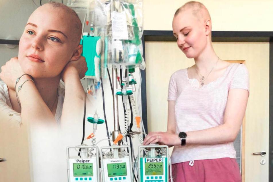 Trotz Schock-Diagnose Gehirn-Tumor: 19-Jährige wird zur Instagram-Heldin