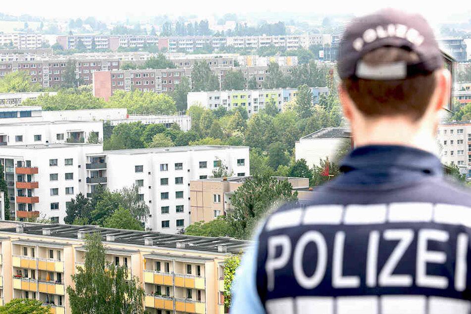 Als die Polizei am Tatort eintraf, waren die Beteiligten schon wieder weg.