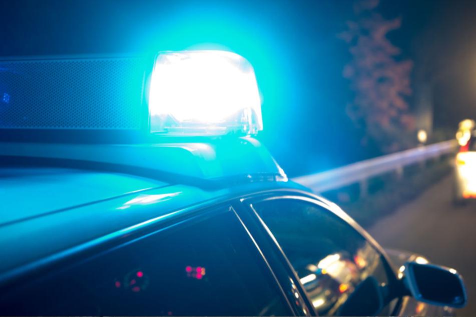 """Einen Jugendlichen holten die Polizisten aus dem """"Kofferraum"""". (Symbolbild)"""