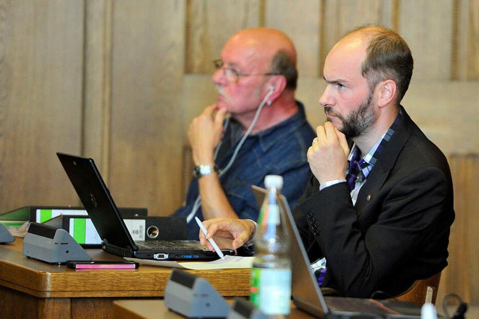 Pro-Chemnitz-Chef Martin Kohlmann (41) hat jetzt nur noch einen weiteren Mitstreiter im Stadtrat.