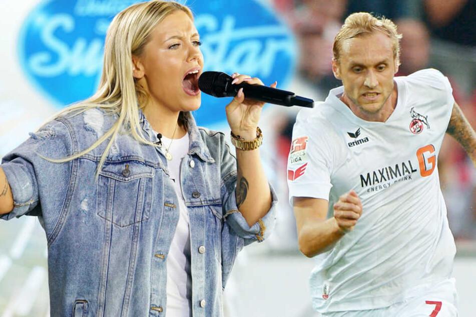 Lyna Wichmann (22) ist die Schwester von Köln-Kicker Marcel Risse (28).