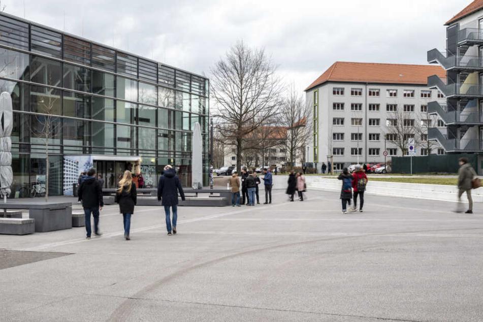 Weniger Studenten in Chemnitz: Sind die rechten Randale schuld?
