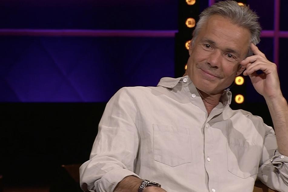 Erzählt seiner Mutti nicht immer alles: Schautspieler Janne Jaenicke (60).