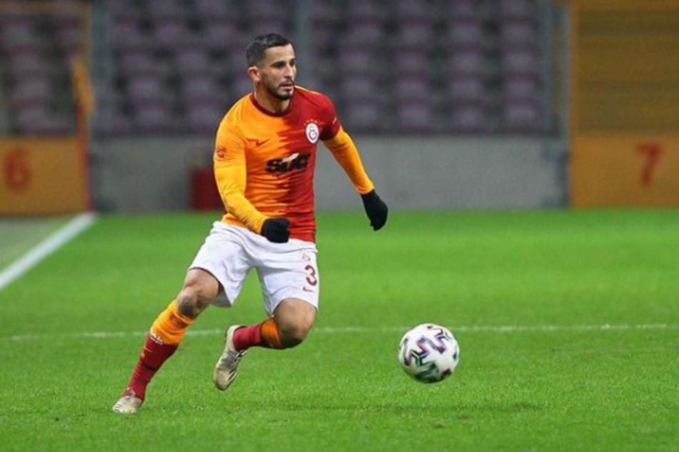 Omar Elabdellaoui zog sich durch Böller mehrere Verletzungen zu.