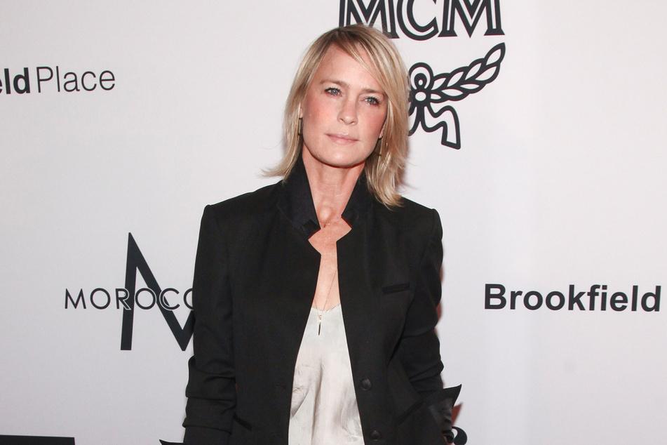 """Robin Wright (55) wird mit dem CineMerit-Award ausgezeichnet. Sie wurde als First Lady in der Rolle der Claire Underwood durch die Serie """"House of Cards"""" weltweit bekannt."""