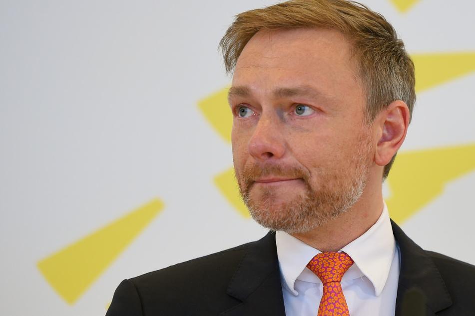 Christian Lindner, Vorsitzender der FDP.