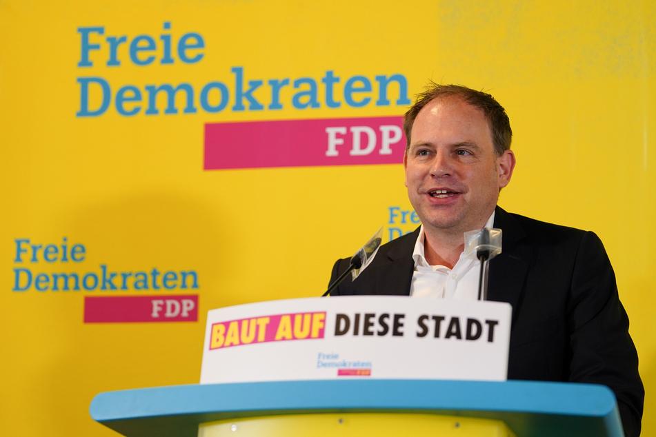 Christoph Meyer bleibt FDP-Vorsitzender in Berlin.