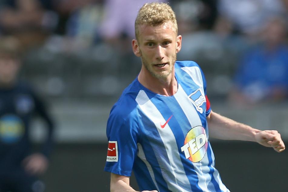 Fabian Lustenberger verließ Hertha BSC nach zwölf Jahren.