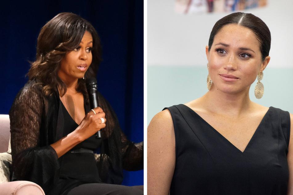 Has Michelle Obama dumped Meghan Markle?