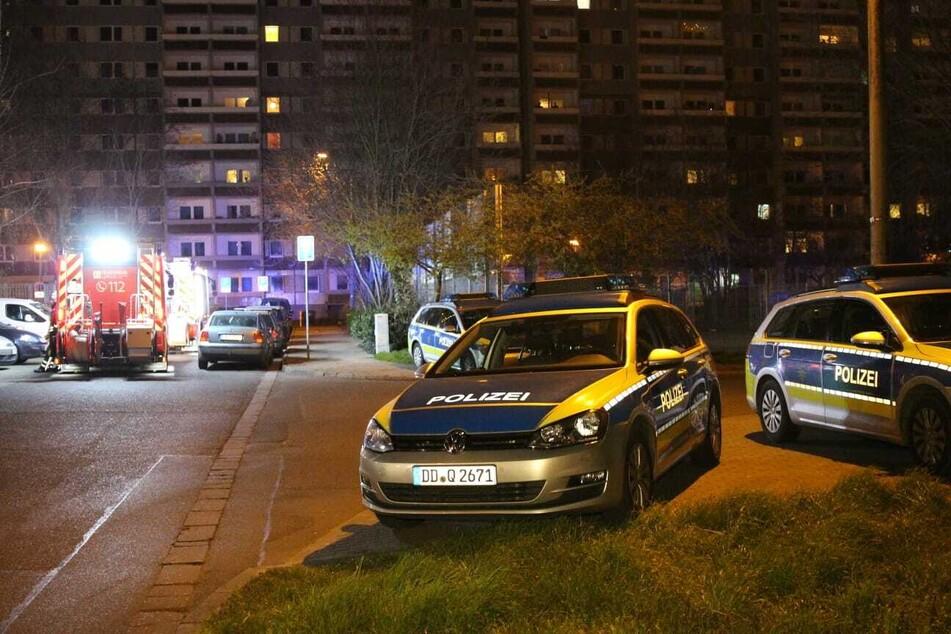 PC angezündet: Wieder Brandstiftung in Mehrfamilienhaus in Grünau!