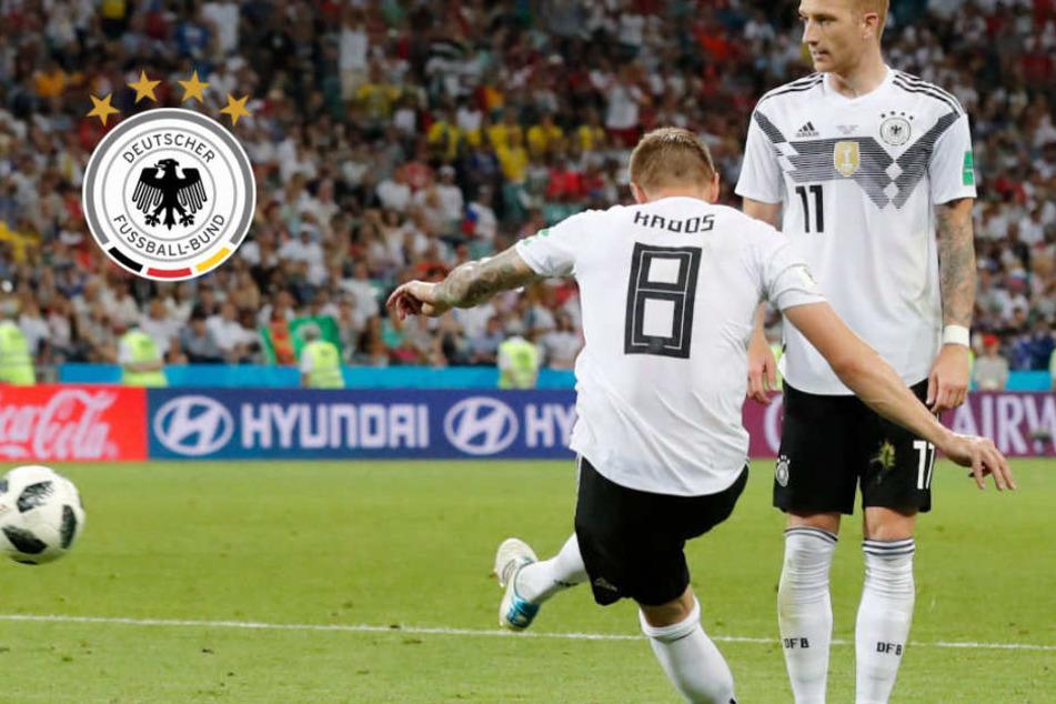 Bei Einzug in K.o.-Runde: DFB muss sich dank Adidas umgewöhnen