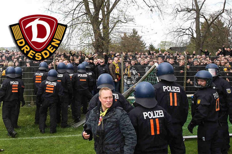 Dynamo: Hass-Derby sorgt im Vorfeld für Zündstoff