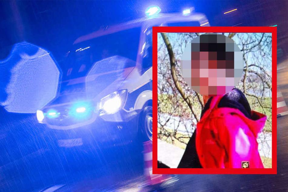 Lebensgefahr! 35-Jährige Arlett B. aus Dresden vermisst