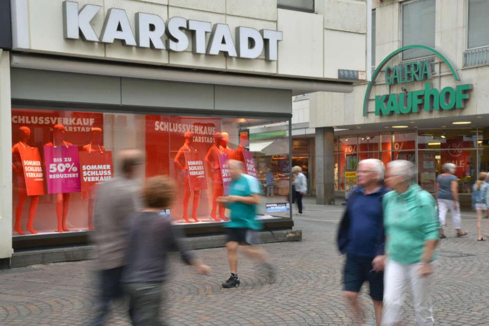 Gibt es bald eine Fusion von Karstadt und Kaufhof?