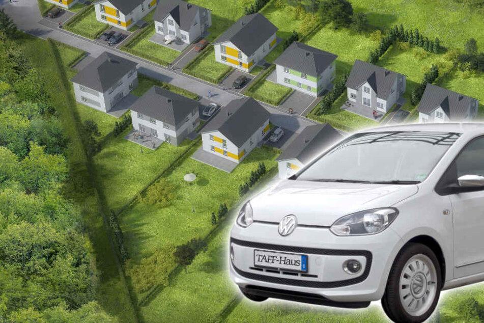 Wer sich bei Pulsnitz ein Haus kauft, kriegt ein Auto gratis dazu