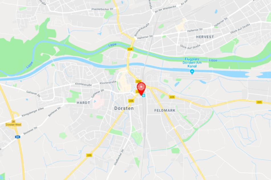 Dorsten, im südlichen Münsterland, hat seinen eigenen MediaMarkt.