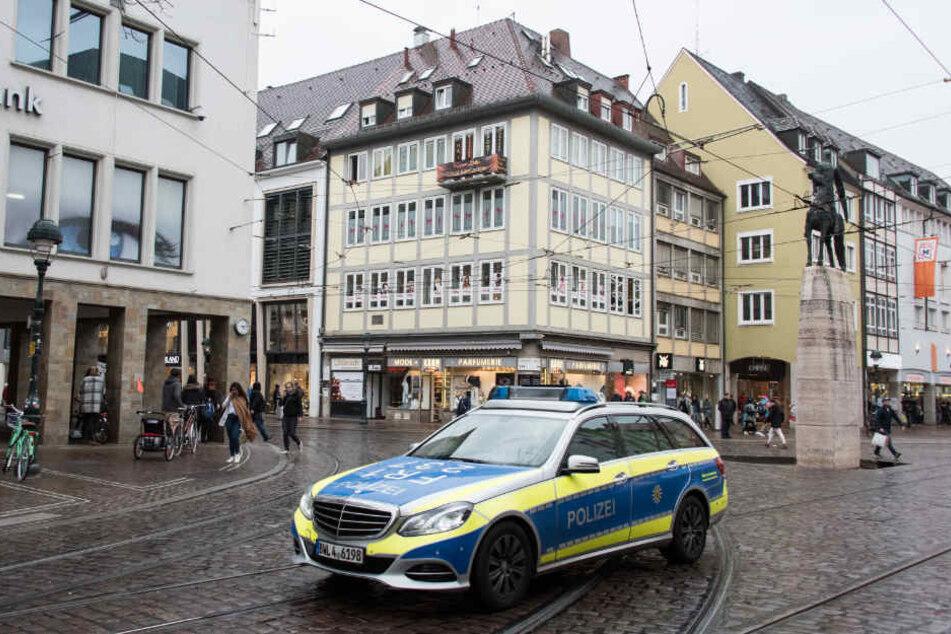 Nach dem Mord an der Studentin hatte das Land mehr Polizisten in Freiburg eingesetzt. (Archiv)