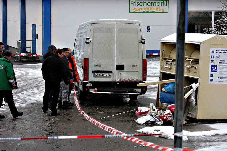 2011 wurde in Schwarzenberg ein totes Baby gefunden. Jetzt kommt wieder Bewegung in den Fall.