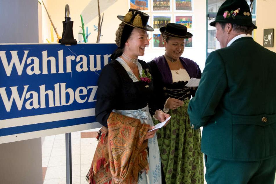 In Bayern dürfen rund 9,5 Millionen Menschen einen neuen Landtag wählen. (Archivbild)