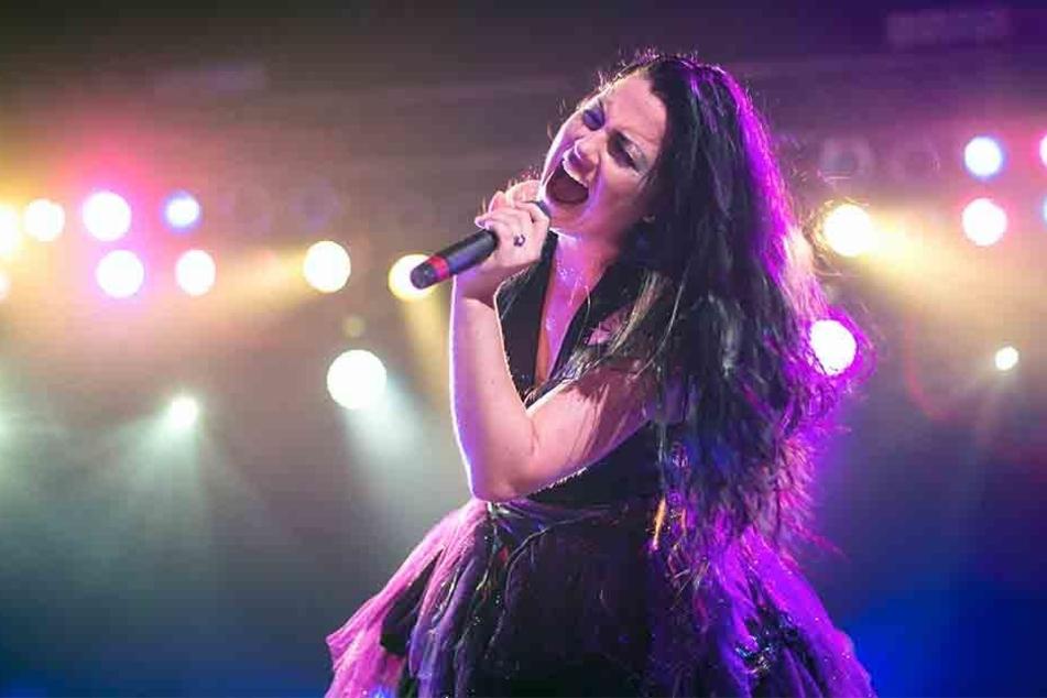 Die Rockabnd um Frontsängerin Amy Lee kommt im März in die Arena Leipzig.