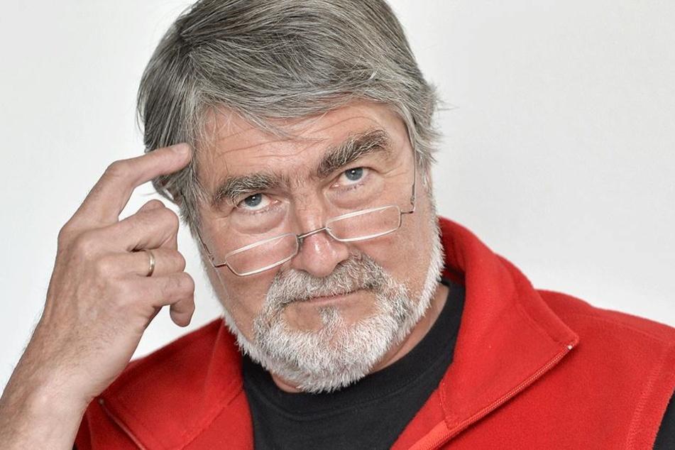 Verhaltensbiologe Kurt Kotrschal (64) hält die Wölfe für ungefährlich.