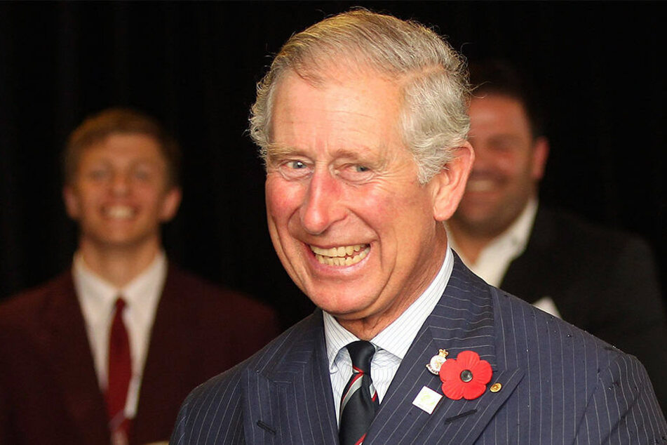 Prinz Charles feiert runden Geburtstag.