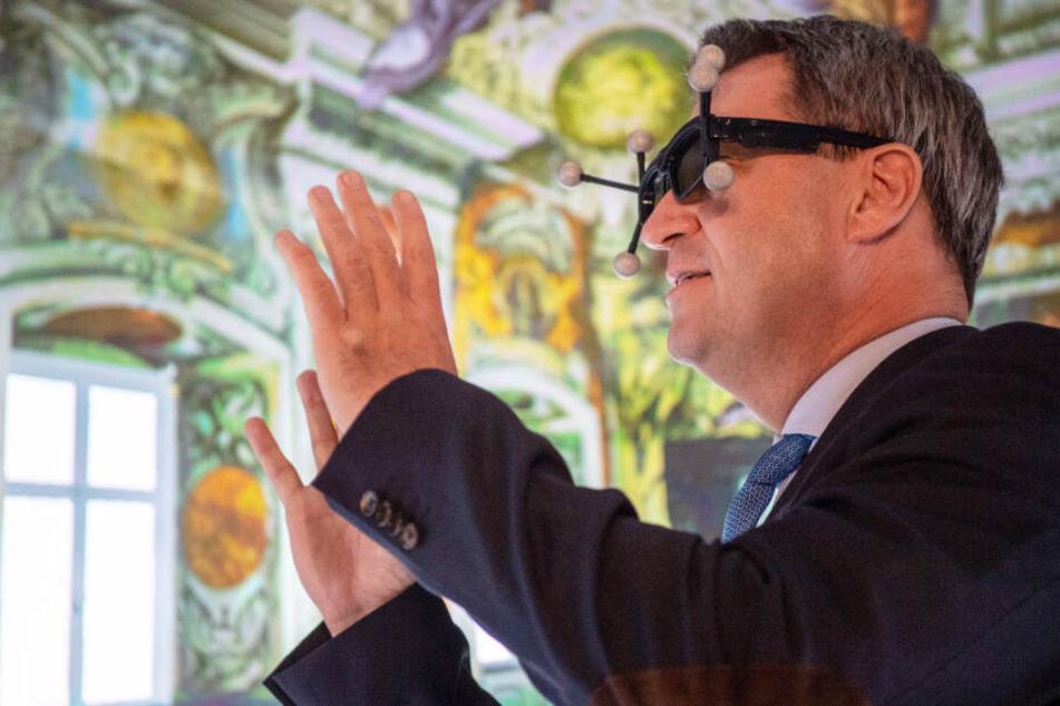 Markus Söders teure Vision für den Freistaat: Bayern als das Vorzeigeland
