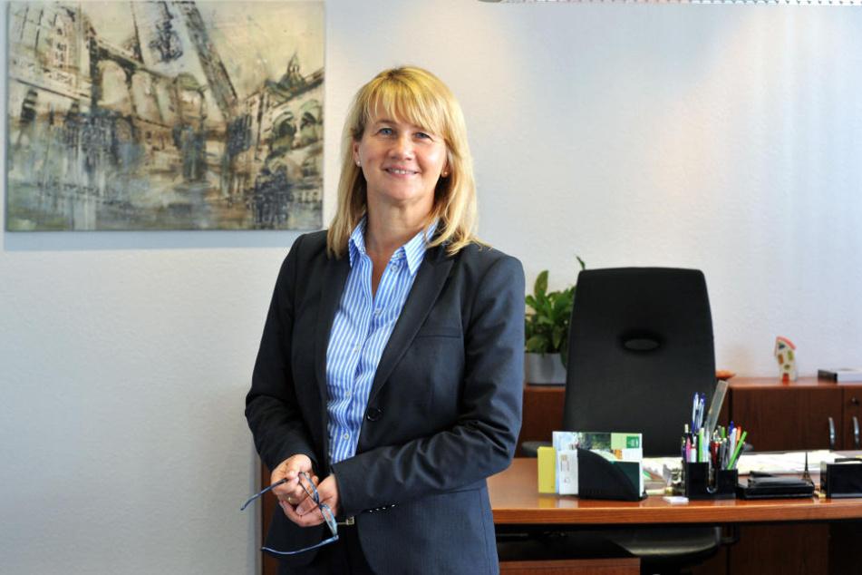 Klotzen, nicht kleckern will GGG-Chefin Simone Kalew (53). 2017 investiert  das Unternehmen 46 Millionen Euro.