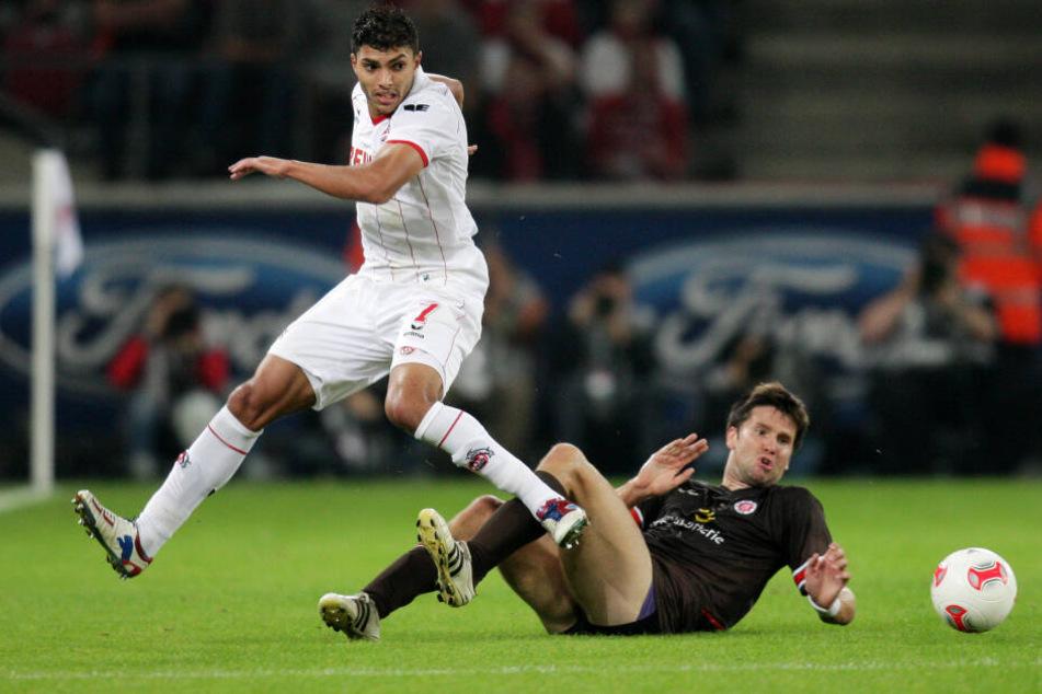 Adil Chihi trug acht Jahre lang das Trikot des 1. FC Köln.