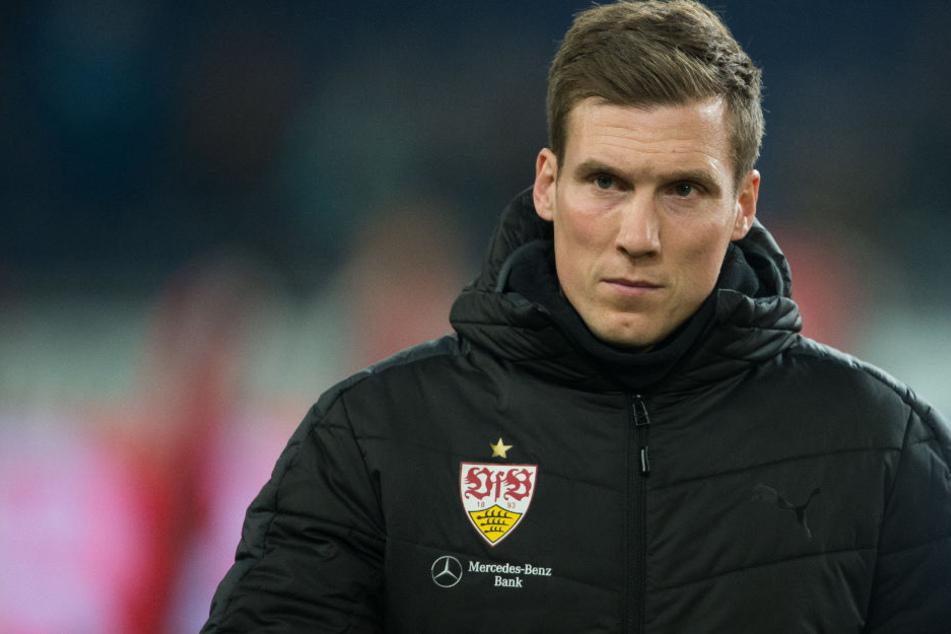 VfB-Coach Hannes Wolf gab sich nach der Partie demütig.