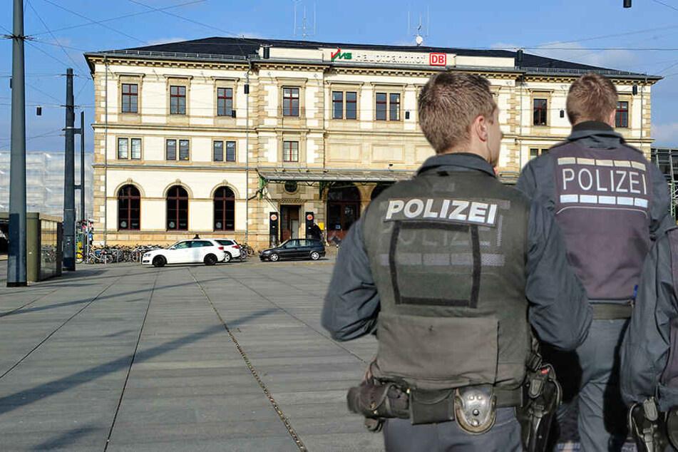Ein Polizist wurde am Wochenende von einem Eritreer angegriffen.