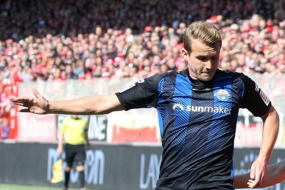 Der SC Paderborn will die Zusammenarbeit mit Lukas Boeder über die Saison hinaus nicht fortsetzen.