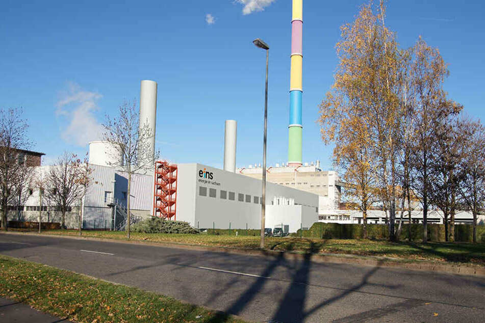 Unauffällig, aber effektiv: So soll das neue Motorenheizkraftwerk an der Blankenburgstraße aussehen.