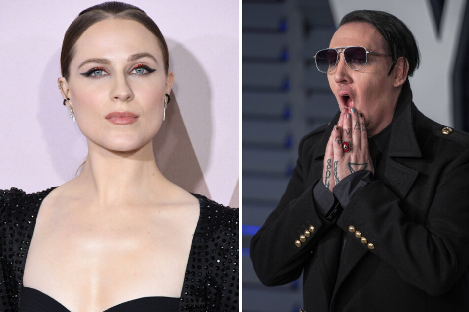 Evan Rachel Wood and four other women accuse Marilyn Manson of horrific abuse