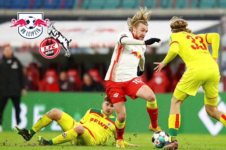 RB Leipzig lässt gegen Köln beste Chancen liegen und verpasst nächsten Heimsieg