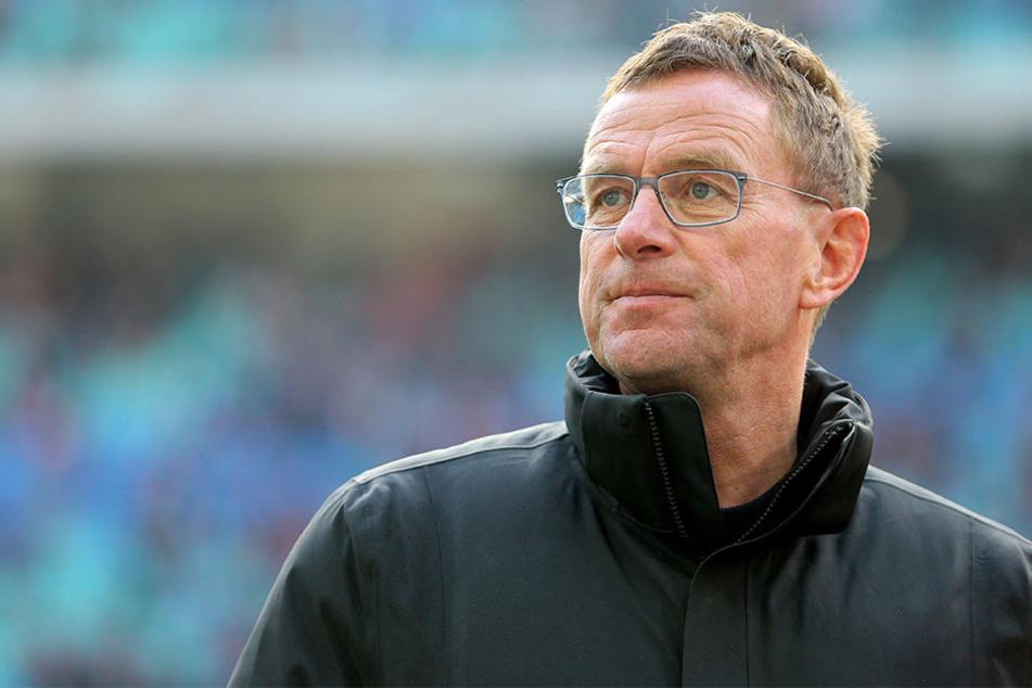 RB-Sportdirektor Ralf Rangnick (59) will sich höchstpersönlich einbringen, wenn es um neue junge Talente geht.