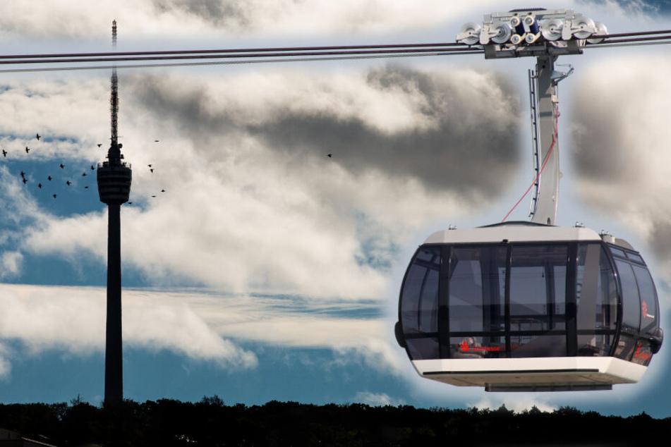 Irre! Fahren Pendler künftig mit der Seilbahn durch Stuttgart?