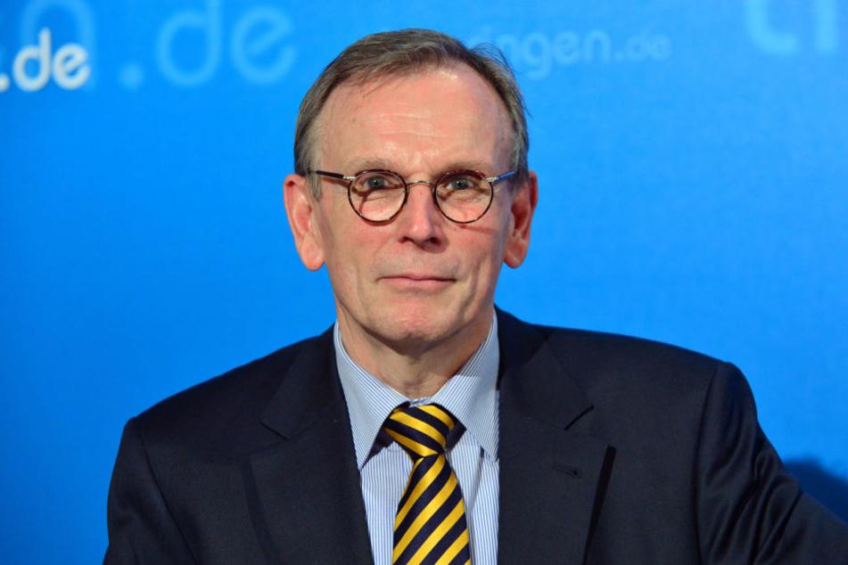 Kay Senius, Chef der Regionaldirektion Sachsen-Anhalt-Thüringen der Arbeitsagentur.