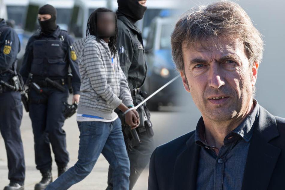 Polizei-Großeinsatz, Zukunft der Flüchtlings-Einrichtung: Ist Lea-Chef Weiß befangen?
