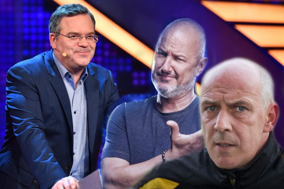 """Krach bei """"Schlag den Star"""": Basler bepöbelt Elton und wittert Schiebung!"""