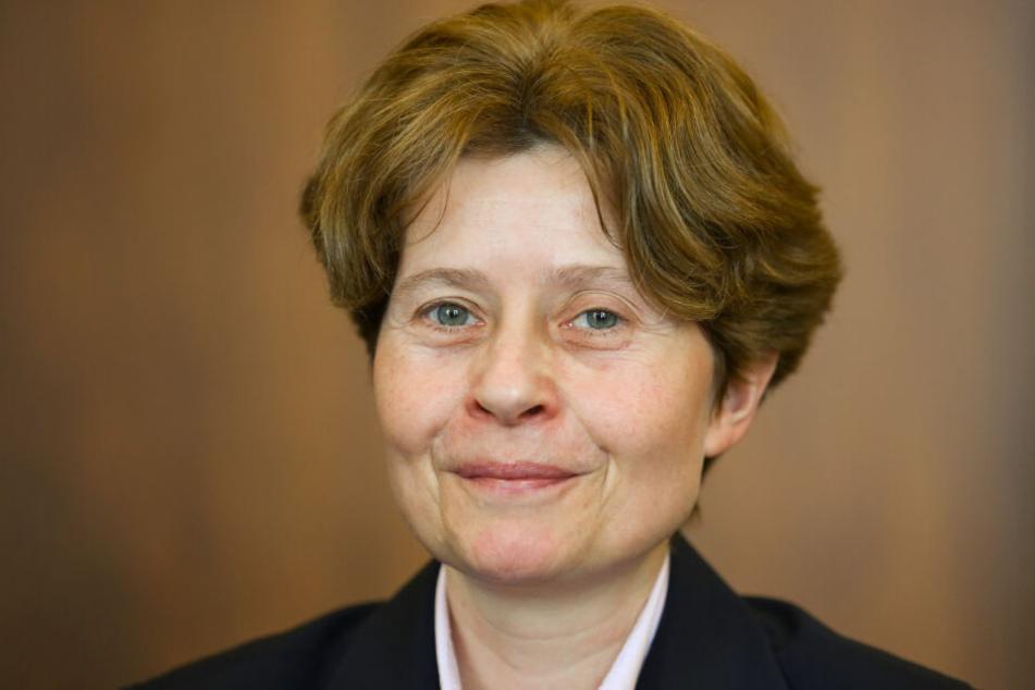 Britta Bannenberg, Professorin an der Justus-Liebig-Universität Gießen.